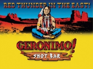 Geronimo! Shot Bar Roppongi