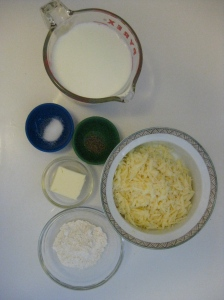 Mornay Sauce Mise E Place