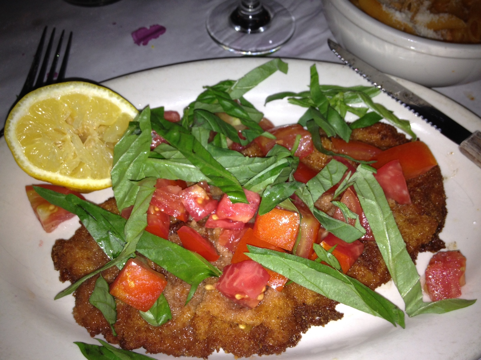 Cotolette alla milanese (Milanese Veal Chops) | Memorie di ... |Veal Milanese