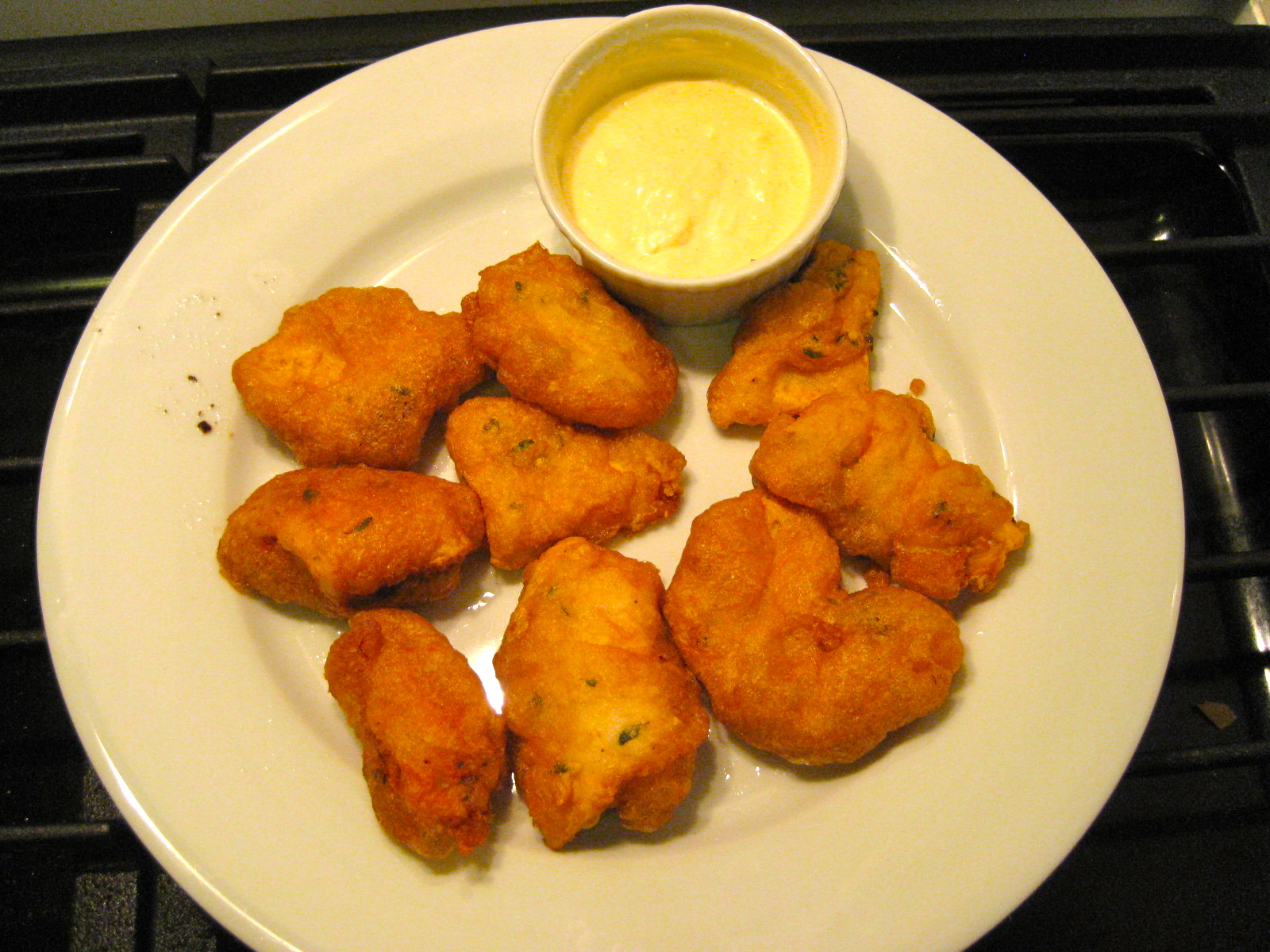 Emergency fish fry anniesdishlist for How to make fish fry batter