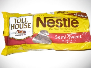 Semi-Sweet chocolate Chips Nestle
