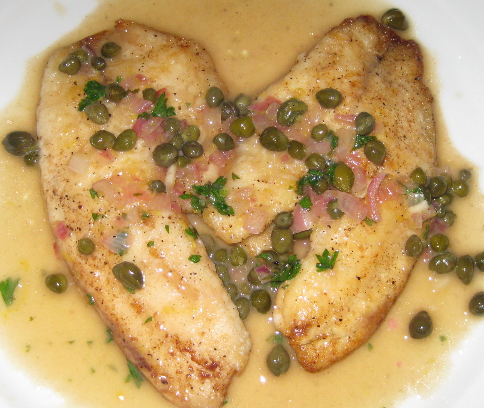 White wine sauce anniesdishlist for White wine butter sauce for fish