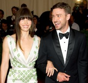Justin Timberlake Weds in Italy