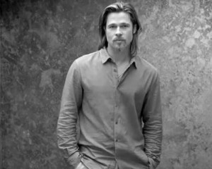 Brad Pitt Channel No 5