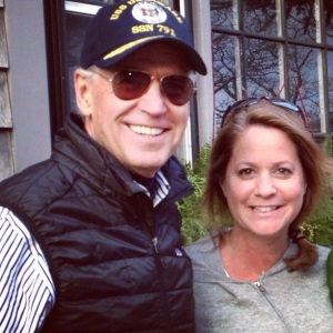 VP Joe Biden on Nantucket