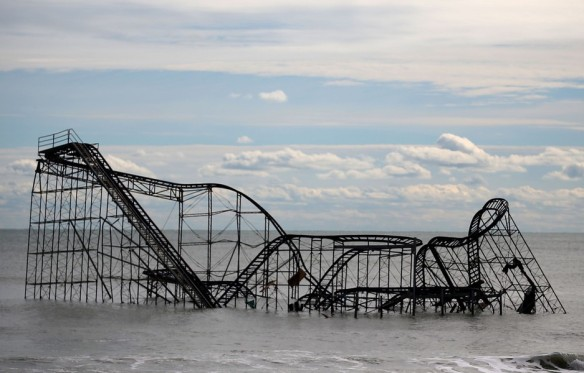 Seaside Heights Roller Coaster