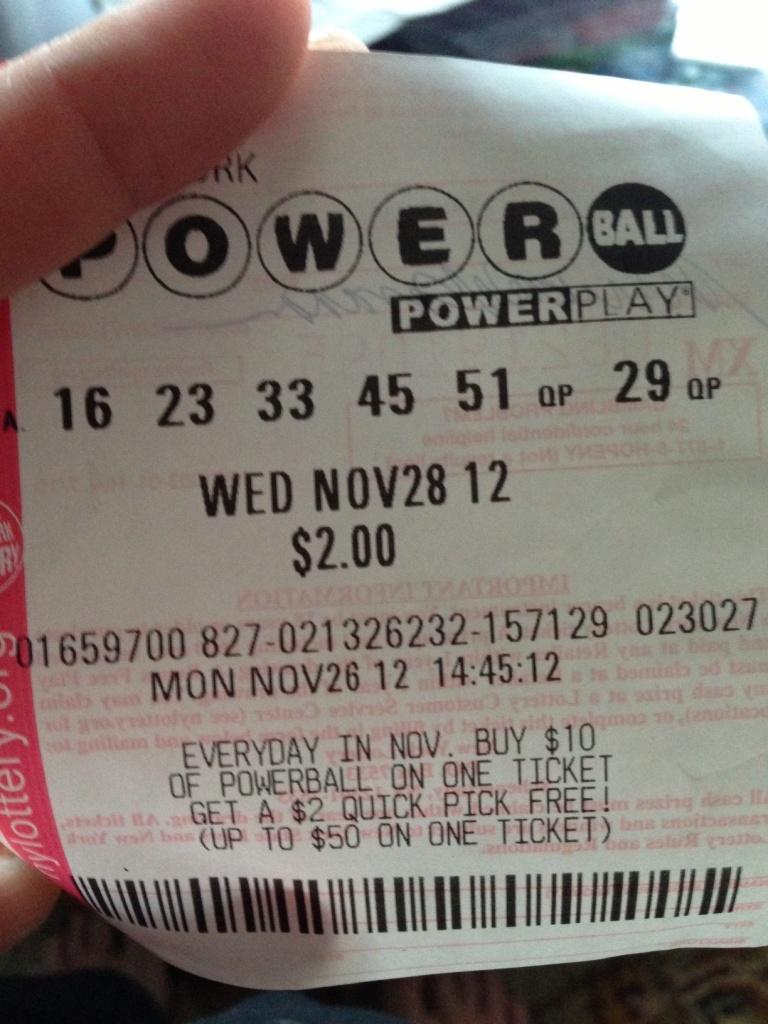 power ball tilapia ticket losing lottery fish en papillote