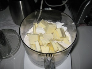 vodka infused pie crust