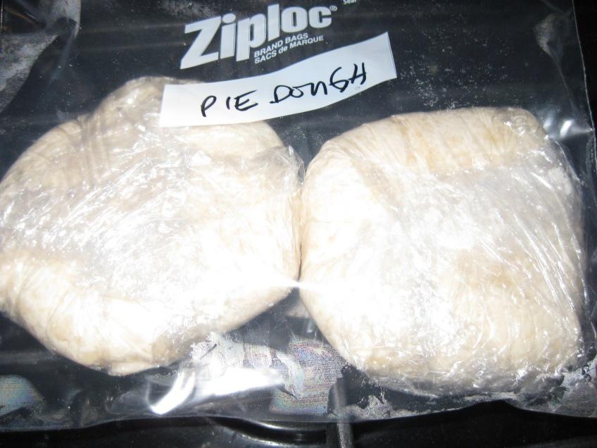 grey goose pie crust