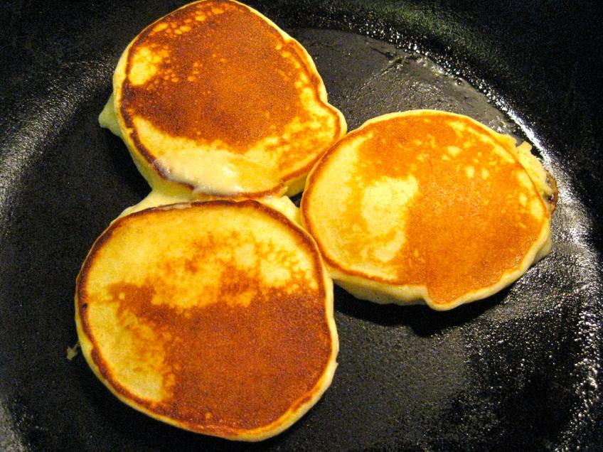 mash potato pancakes