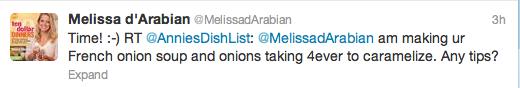 twitter melissa d'arabian