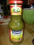 goya salsa verde enchiladas