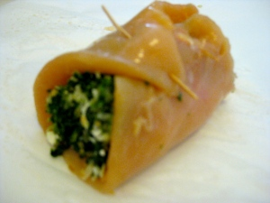 perdue chicken breasts stuffed with spinach and cheese