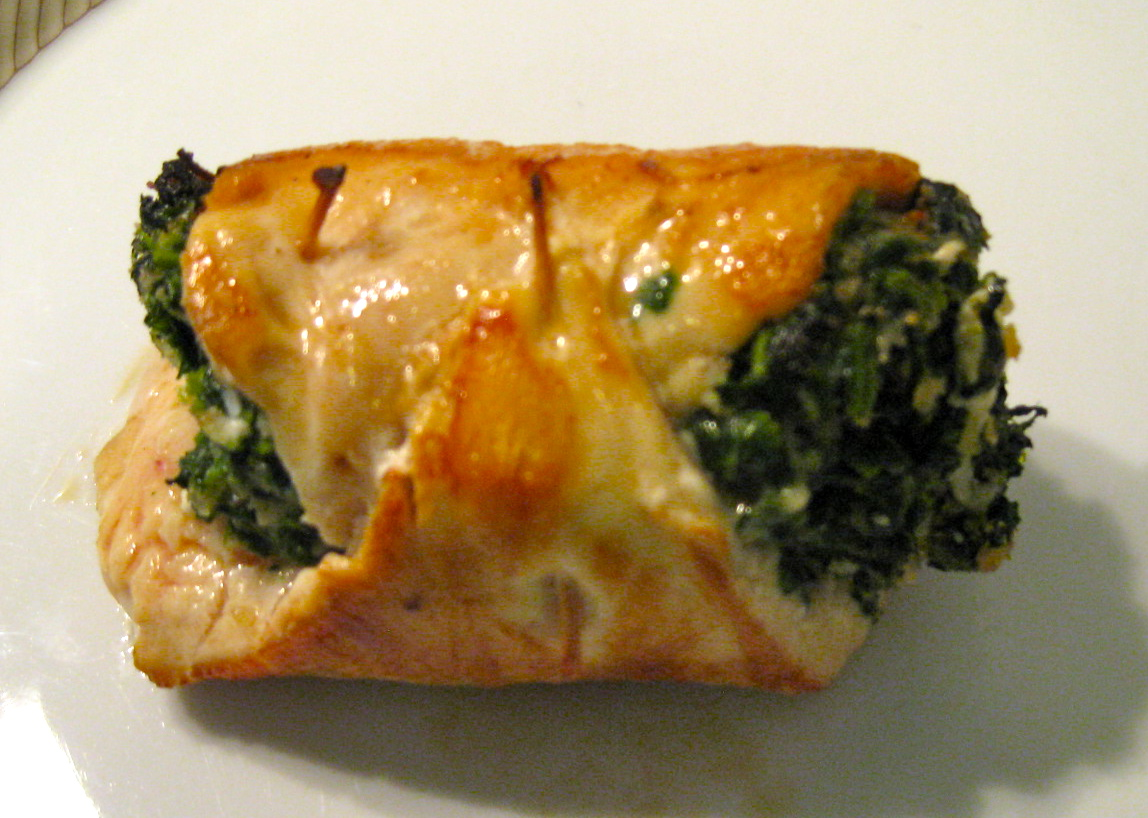 Roll Em Up Stuffed Chicken Breast Anniesdishlist