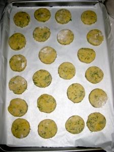 cheddar dill scones