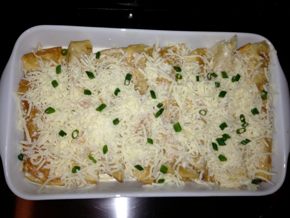 enchilada cuida green chiles mexican cooking