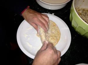 chicken enchiladas suiza