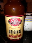city barbecue barbeque original sauce