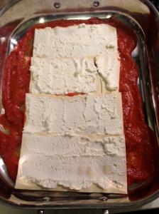 365 brand ricotta lasagna beef