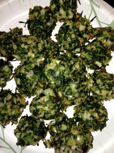 spinach balls appetizers
