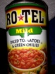 rotel tomatoes for taco soup