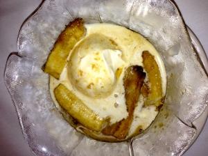 bananas foster flambe brennan's new orleans