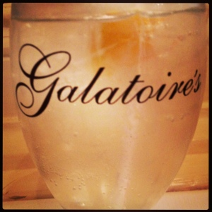 Galatoire's New Orleans restaurant
