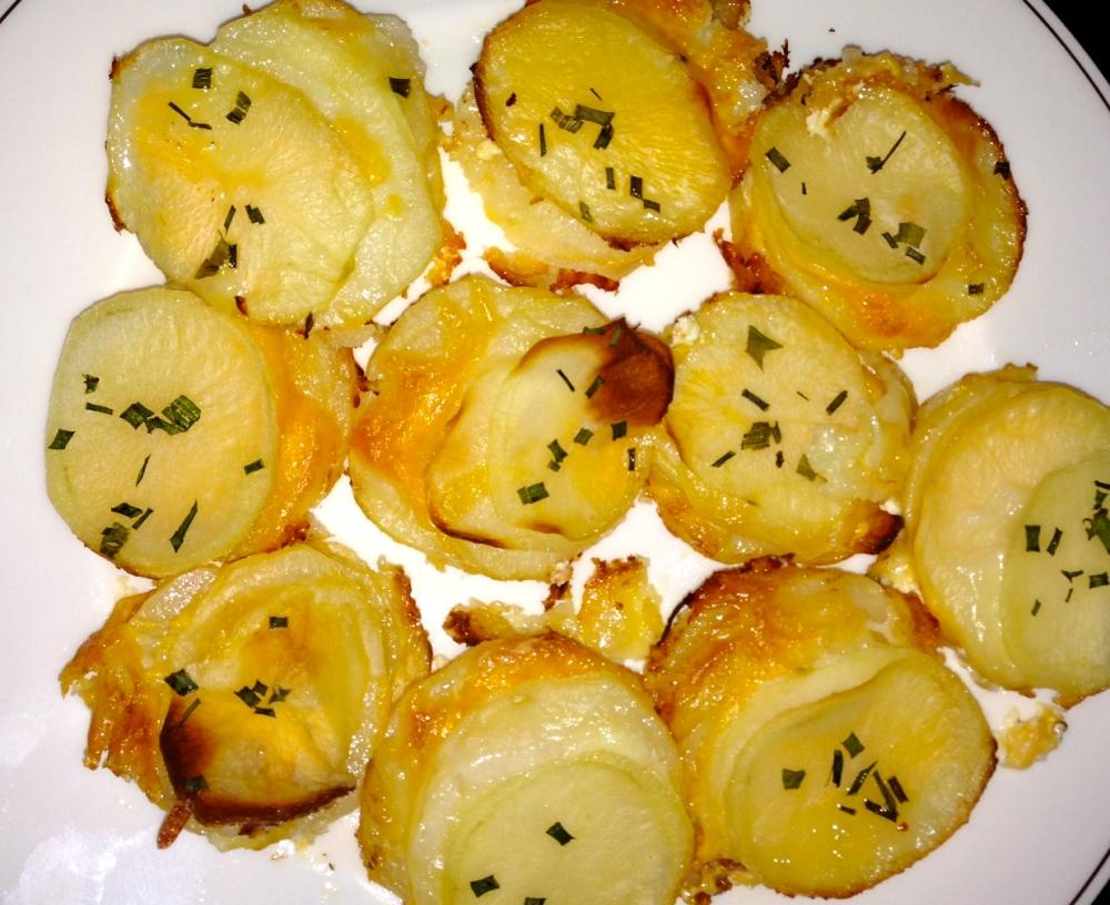 individual potatoes au gratin melissa d'arabian