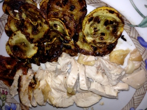 wine can chicken oven recipe dinner food