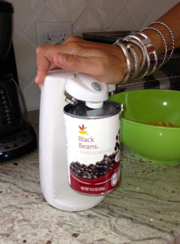 can opener electric bean dip vegetarian recipe