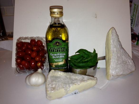 brie pasta dinner recipe
