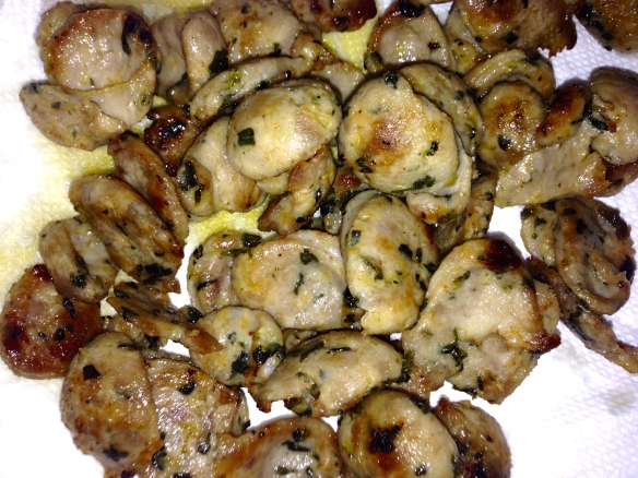 oscars smoke house chicken sausage