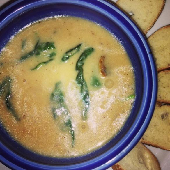 dinner soup recipe super bowl