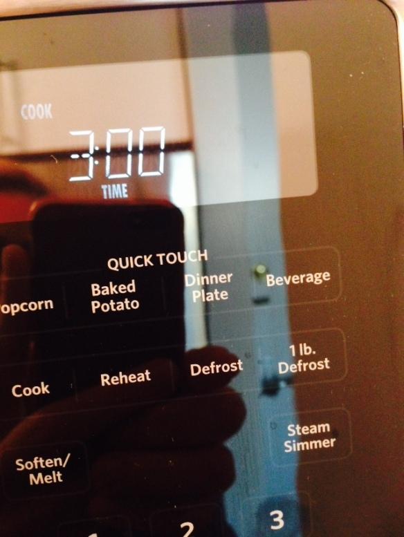 microwave, kitchenaid, corn