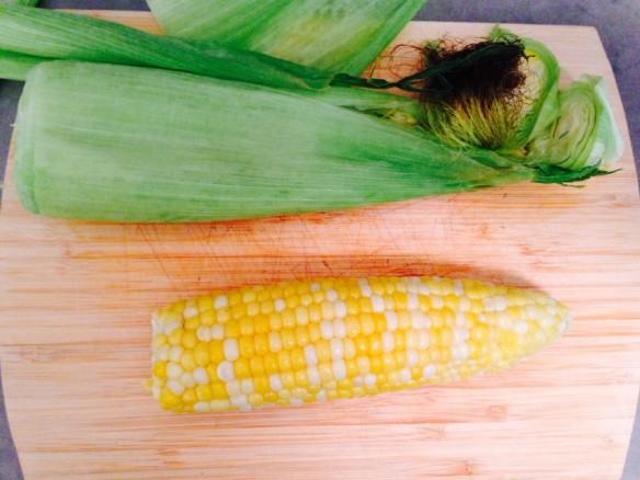 corn, microwave, vegetarian