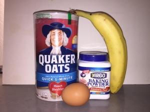 quaker oatmeal pancakes banana pancakes