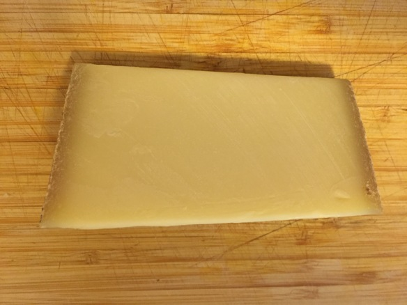 gruyere cheese, chopped salad